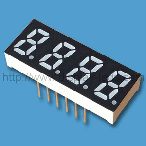 0.31 Inch 4 digits 7 Segment LED Display