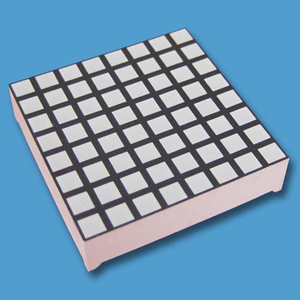 1.2 inch 8x8 dual color LED Dot Matrix