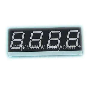 0.39 Inch four Digits seven segment Display