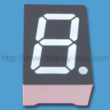 0.56'' led numeric Display with diamond cut font