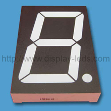 2.3 inch (56.8 mm) 7 segment LED Display
