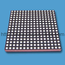 1.5 inch 16x16 Dot Matrix LED Display with common anode