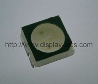 3.5x3.5mm PLCC6 RGB SMD Top LED for outdoor display screen