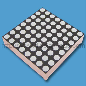 1.9 inch 8x8 LED Dot Matrix