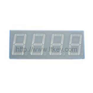 0.56'' four Digits numeric led display with static circuit PCB