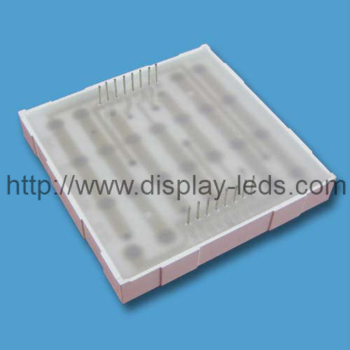 2.3 inch 8x8 Dot Matrix LED Display