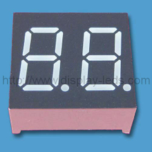 0.36 Inch Dual Digits 7 Segment LED Display