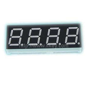 0.5 Inch 4 Digits numeric led display
