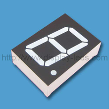 1.00 inch 7 segment LED Display with 2 LEDs per segment