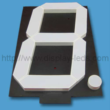 12 Inch LED 7 Segment Display