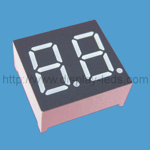 0.36'' Dual Digits 7 Segment LED Display