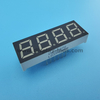 LD4042A/B Series - 0.4 inch 4 digit 7 segment display