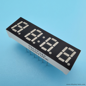 LD2841A/B Series - 0.28 inch four digit display