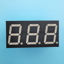 LD3631A/B Series - 0.36 inch 3 digit 7 segment display