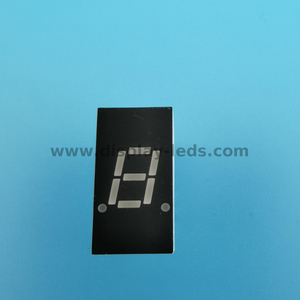 LD4312A/B Series - 0.43 inch 1 digit 7 segment display