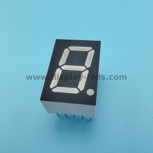 LD5011A/Bxx Series - 0.5 inch 7 segment single digit Dual Color LED display